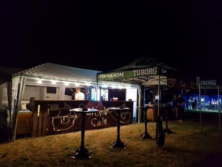 A început WTF Festival la Ineu: Care a fost atmosfera în prima seară (FOTO / VIDEO)