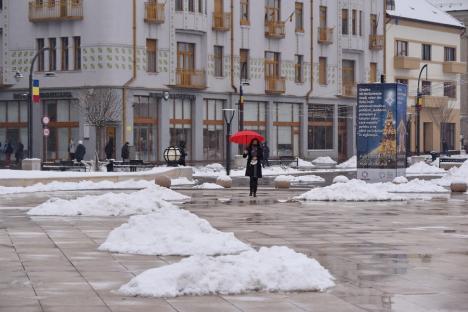 Oradea, prima sub linia 'roşie'. Actualizare a listei localităţilor din Bihor cu limitări de activităţi, impuse de incidenţa mare a cazurilor Covid-19