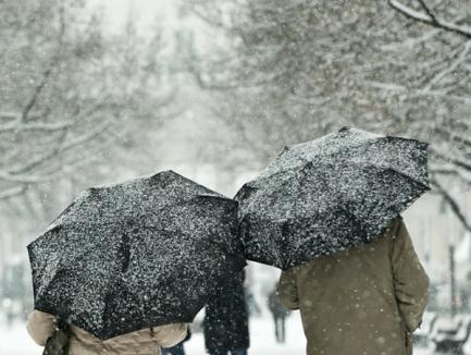 Europa sub zăpadă (FOTO)