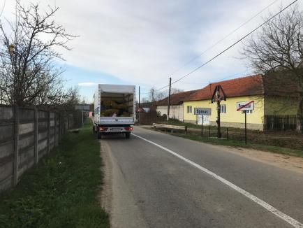 Comuna Pomezeu, pilon pentru proiectul 'România Colectează Selectiv'! (FOTO)