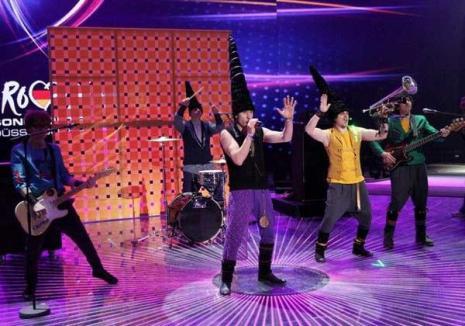 CNN: Zdob şi Zdub, printre favoriţii la câştigarea Eurovision 2011