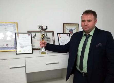 Campionatul porumbeilor voiajori: Paprika, primul derby cu zona Vest, câştigat de tandemul Zgird – Sztaniyk