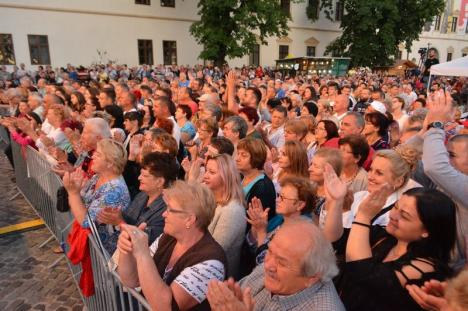 Zilele Sfântului Ladislau: muzică, vin, mâncare bună, gemuri fără zahăr şi cadouri inedite, toate la Cetate (FOTO / VIDEO)