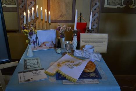 Au debutat Zilele Culturii Iudaice cu prezentarea tradiţiilor de Hanuka, Shabbat, Purim şi Pesach (FOTO)