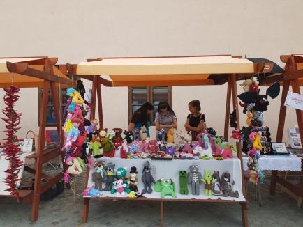 Zilele Culturii Maghiare: Jocuri pentru copii, spectacole şi târg cu de toate, la Cetate (FOTO/VIDEO)