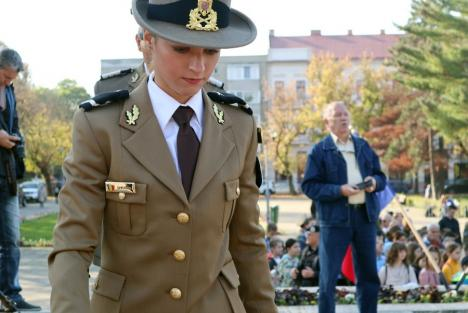 Pe 25 octombrie e Ziua Armatei Române. Cum va fi sărbătorită la Oradea