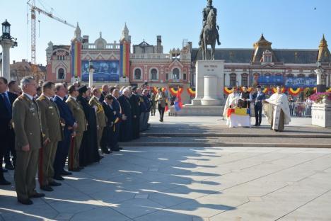 Ziua oraşului, în IMAGINI. Cele mai frumoase instantanee de la festivităţile dedicate Oradiei (FOTO)