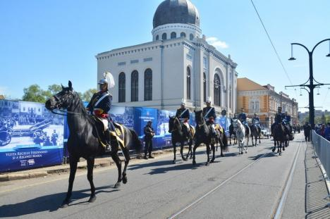 Zi superbă, organizare ireproşabilă, două incidente şi un singur politician aplaudat - primarul Bolojan (FOTO)