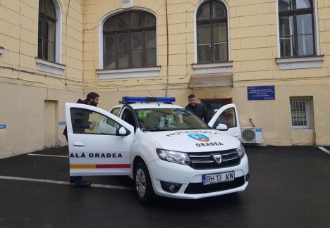 Sunaţi degeaba: Poliţia Locală din Oradea şi-a luat liber