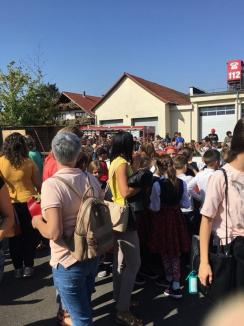 Ziua Pompierilor: Sute de copii și adulți au sărbătorit împreună cu militarii bihoreni (FOTO)