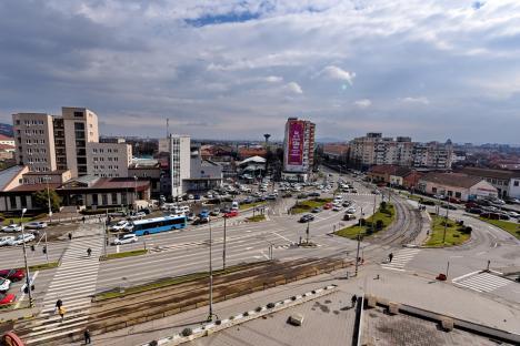 Circulaţie restricţionată pe mai multe străzi din Oradea, inclusiv în centru. Vezi zonele afectate!