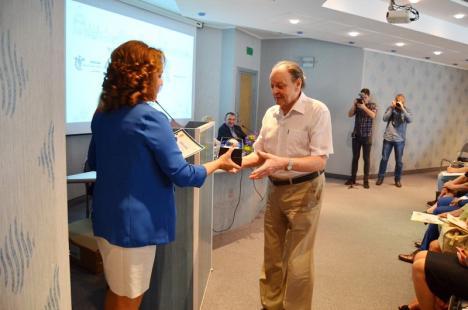 Cei mai buni contabili din Bihor au fost premiați, vineri, la Continental. Vezi cine e în top! (FOTO)