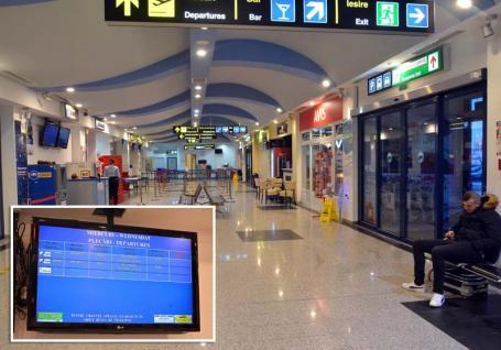 Sună a gol! În timp ce vecinii anunţă curse aeriene externe una după alta, Aeroportul Oradea stagnează