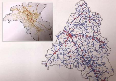 """Zile """"negre"""" pe şosele: Vezi harta celor mai grave accidente rutiere înregistrate în Bihor!"""