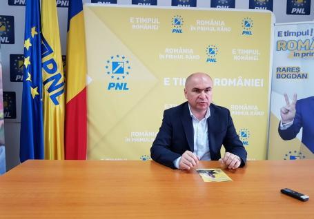 """Bolojan şi miza alegerilor: 'Dacă în 6 luni după ce preluăm Aeroportul nu vor fi două curse externe, eu voi demisiona"""""""