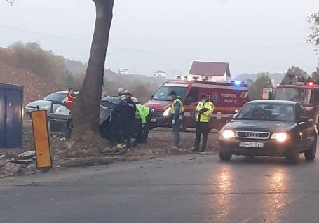 Accident mortal între Hidișelu de Jos și Băile Felix