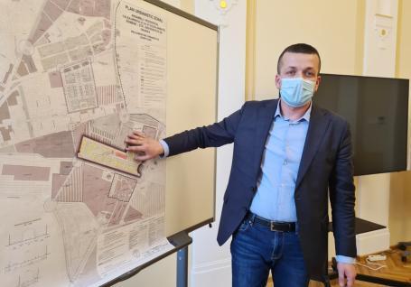 Proiectul viitorului stadion din Oradea a fost blocat în instanțe de constructorul Selina