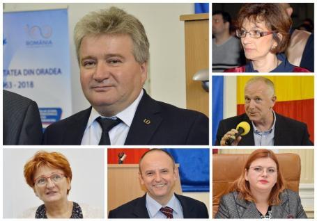 Universitatea Oradea are prorectori noi: Bungău şi-a prezentat echipa în şedinţa online a Senatului academic