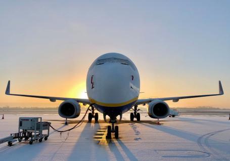 Oradea pune la bătaie 1,44 milioane lei pentru promovarea oraşului în viitoarele destinaţii Ryanair, inclusiv prin 'decorarea' unui avion