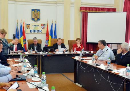 Consiliul Judeţean a împărţit primăriilor din Bihor o parte din impozitul pe venit şi din TVA. Cuscrii Mang şi Avrigeanu s-au contrat degeaba