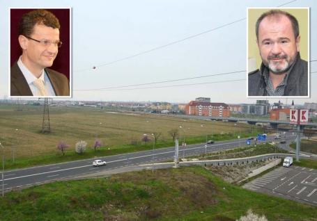 Adio, teren! Frații Maghiar au pierdut un teren de 2 milioane de euro din Oradea