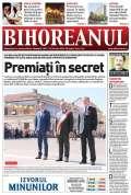 Nu ratați noul BIHOREANUL tipărit! Promotor al austerității, Ilie Bolojan alocă sporuri generoase oamenilor săi implicați în proiecte europene