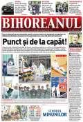 Nu ratați noul BIHOREANUL tipărit! Bilanț cutremurător, după 4 luni în care Spitalul Municipal din Oradea fost unitate anti-Covid