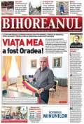 """Nu ratați noul BIHOREANUL tipărit! Cu ce gânduri părăsește Ilie Bolojan Primăria, după trei mandate conduse pe principiul """"totul sau nimic"""""""