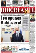 Nu ratați noul BIHOREANUL tipărit! Ilie Bolojan și-a început în forță mandatul de șef al Consiliului Judeţean