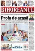 Nu ratați noul BIHOREANUL tipărit! Caz unic: a demisionat din sistemul public de învățământ ca să-și poată face meseria pe cont propriu