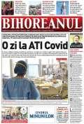 """Nu ratați noul BIHOREANUL tipărit: Incursiune în """"Ultima redută"""" a luptei cu Covid-ul - secțiile ATI ale Spitalului Municipal"""