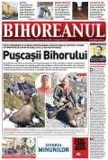 """Nu ratați noul BIHOREANUL tipărit: Cum vrea o gașcă din UDMR să """"împuște"""" un fond de vânătoare de 8.400 hectare de lângă Oradea"""