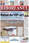 Nu ratați noul BIHOREANUL tipărit! Baștanii cu vile pe mal poluează lacul din Paleu prin conducte construite ilegal
