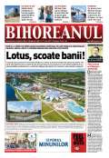 Nu ratați BIHOREANUL tipărit! Primăria Oradea dă în judecată grupul Lotus Center