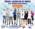 Târgul locurilor de muncă și al formării profesionale, în 21 și 22 februarie, la Aushopping Oradea