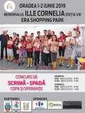 Ediția 2019 a Memorialului de Spadă 'Ille Cornelia' se va desfășura în acest weekend la ERA Park Oradea!