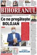 """Nu ratați noul BIHOREANUL tipărit! L-am oprit un moment din """"action"""" pe Ilie Bolojan, pentru a-i cere socoteală"""