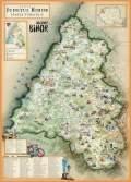 Poftiți în vizită! A fost realizată harta turistică a judeţului Bihor