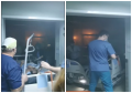 """Salon ATI, inundat de fum la Spitalul """"Sf. Pantelimon"""". Pacienţii au fost evacuaţi (VIDEO)"""