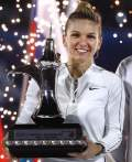 Simona Halep a câştigat turneul de la Dubai!