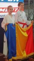 Orădenii, locurile 4 și 5 la turneul internaţional de clasa A la taekwon-do de la Arena 'Antonio Alexe'