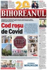 Nu ratați noul BIHOREANUL tipărit! Serie de recorduri negative în Bihor, în epidemia de Covid-19
