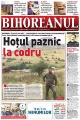 Nu ratați noul BIHOREANUL tipărit: Un pădurar condamnat pentru furt de lemne și cercetat pentru braconaj conduce Agenţia pentru arii protejate