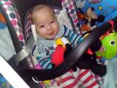 Antonio, bebeluşul de 7 luni internat în stare gravă la Spitalul Municipal din Oradea, a murit