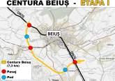 S-a decis traseul viitoarei șosele de centură Beiuș-Ștei: CNAIR a optat pentru cea de acum 10 ani, dar în două etape