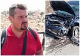 Şoferul băut care a provocat accidentul de pe drumul expres din Oradea este polițist!