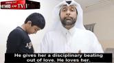 Un sociolog din Qatar le dă lecții bărbaților despre cum trebuie bătute soțiile (VIDEO)
