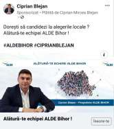 Angajăm candidaţi! ALDE Bihor își caută candidați la alegerile locale prin anunțuri pe internet