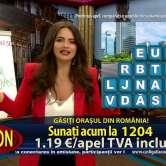 Să sune telefonul! 'Isterica de la TV', Adela Lupşe, s-a întors cu o nouă emisiune (VIDEO)