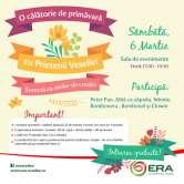 Copiii, invitaţi la o nouă întâlnire cu Prietenii Veseliei, la ERA Park Oradea!